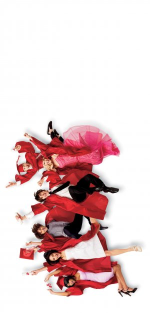 High School Musical 3: Senior Year 2394x4992