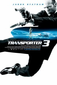 The Transporter 3 poster
