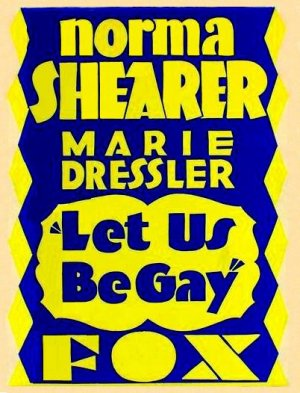 Let Us Be Gay 402x526