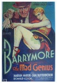 The Mad Genius poster