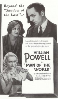 Man of the World poster