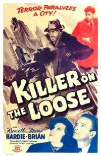 Killer at Large poster