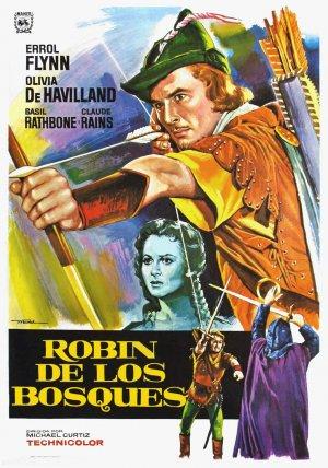 The Adventures of Robin Hood 1297x1850