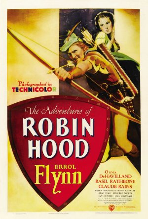 The Adventures of Robin Hood 2030x3000