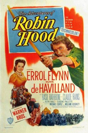 The Adventures of Robin Hood 1660x2500