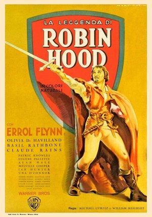 The Adventures of Robin Hood 1245x1776