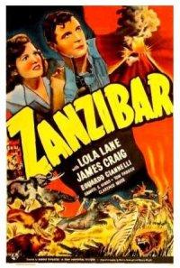 Zanzibar poster