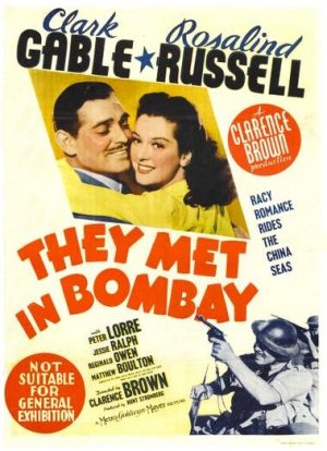 They Met in Bombay 379x523