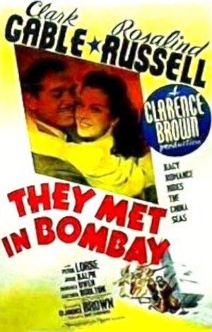 They Met in Bombay 300x468