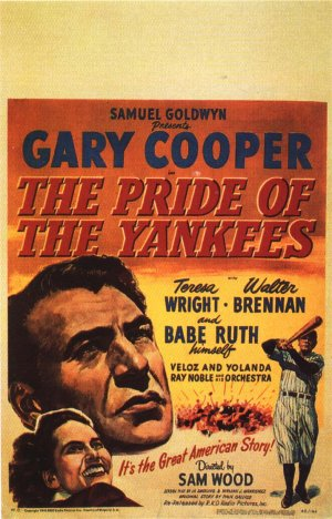The Pride of the Yankees 716x1116