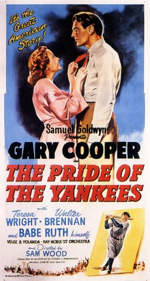 The Pride of the Yankees 592x1109