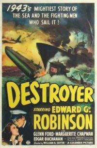 Destroyer poster
