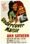 Undercover Maisie poster