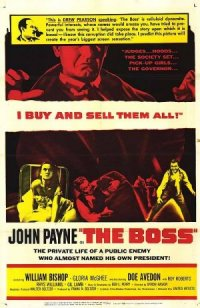 The Boss poster