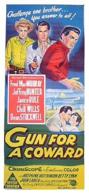 Gun for a Coward 300x647