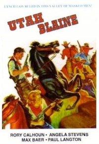 Utah Blaine poster