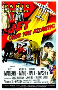 Jet Over the Atlantic poster