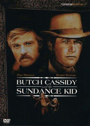 Butch Cassidy and the Sundance Kid 572x800