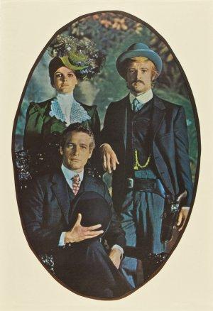 Butch Cassidy and the Sundance Kid 2054x3000