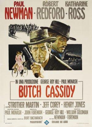 Butch Cassidy and the Sundance Kid 2985x4120