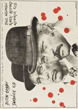 Butch Cassidy and the Sundance Kid 2160x3000