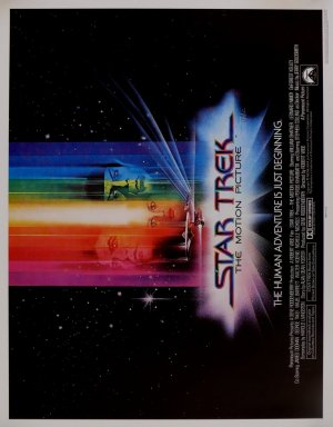 Star Trek: The Motion Picture 1273x1630