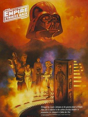 Star Wars: Episodio V - El Imperio contraataca 1777x2376