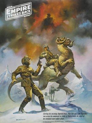 Star Wars: Episodio V - El Imperio contraataca 1779x2375
