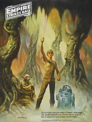 Star Wars: Episodio V - El Imperio contraataca 1771x2364