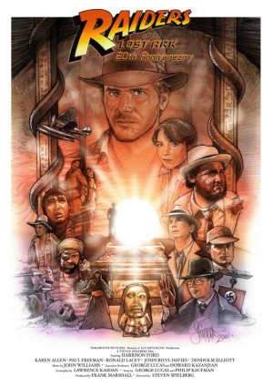 Raiders of the Lost Ark 565x800