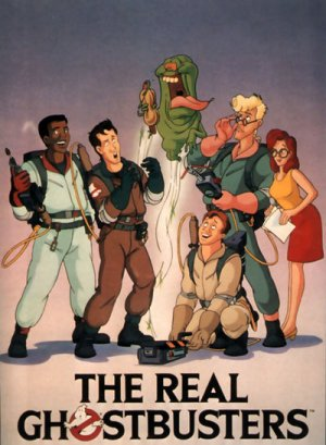 The Real Ghost Busters 400x545