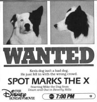Spot Marks the X poster