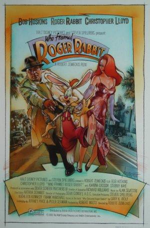 Who Framed Roger Rabbit 559x850