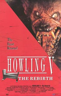 The Howling V poster