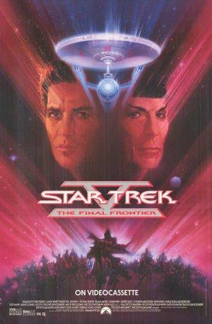 Star Trek V: The Final Frontier 500x764