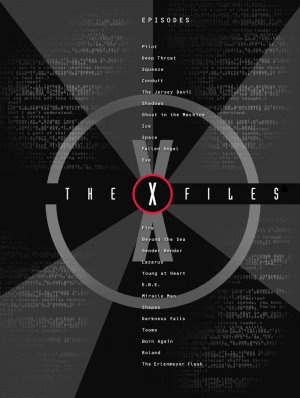 The X Files 800x1061