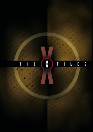The X Files 800x1135