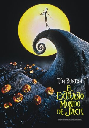The Nightmare Before Christmas 700x1000
