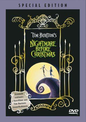 The Nightmare Before Christmas 1092x1542