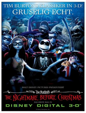 The Nightmare Before Christmas 1481x1936