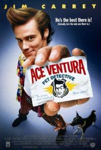 Ace Ventura: Pet Detective poster
