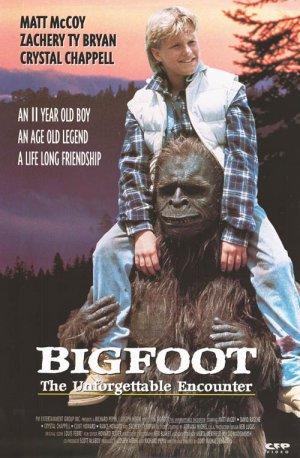 Bigfoot: The Unforgettable Encounter 500x764