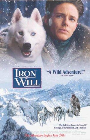 Iron Will - Der Wille zum Sieg 500x773