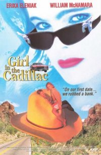 Flucht im roten Cadillac poster
