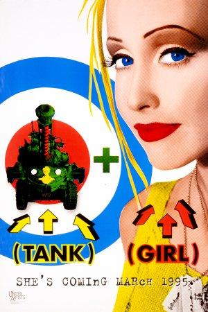 Tank Girl 2667x4000