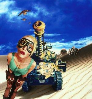 Tank Girl 2390x2558