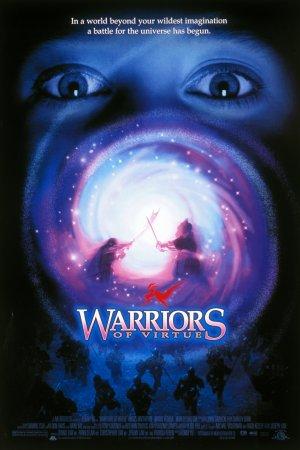 Warriors of Virtue 2667x4000