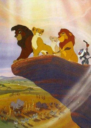 Der König der Löwen 2: Simbas Königreich 773x1087