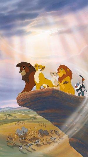 Der König der Löwen 2: Simbas Königreich 1688x3000