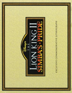 Der König der Löwen 2: Simbas Königreich 828x1062